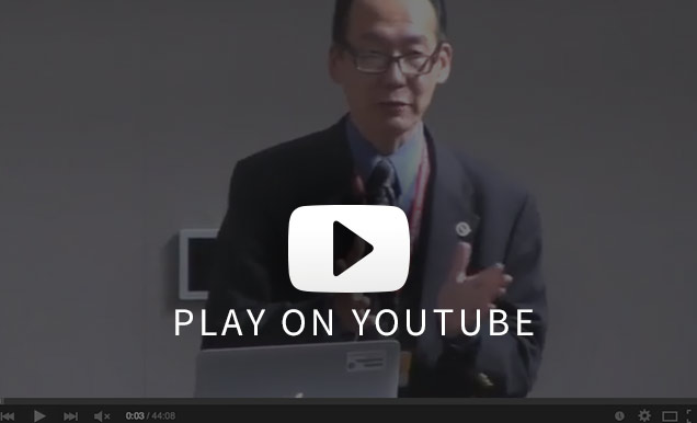 Video of Tsengdar Lee's presentation The Challenges in Earth Science Informatics