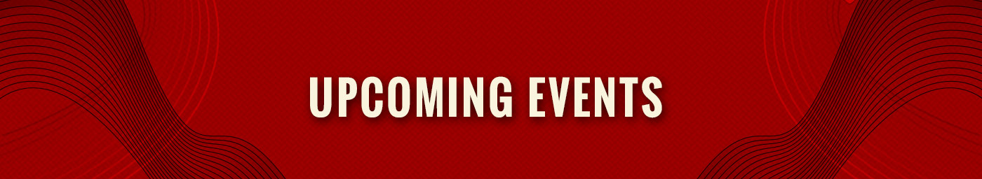 Upcoming Events | UNL ...